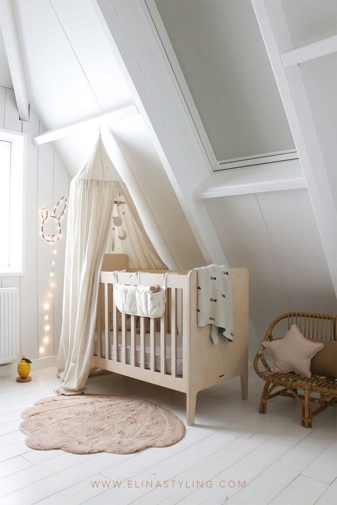 Babykamer fien ledikant