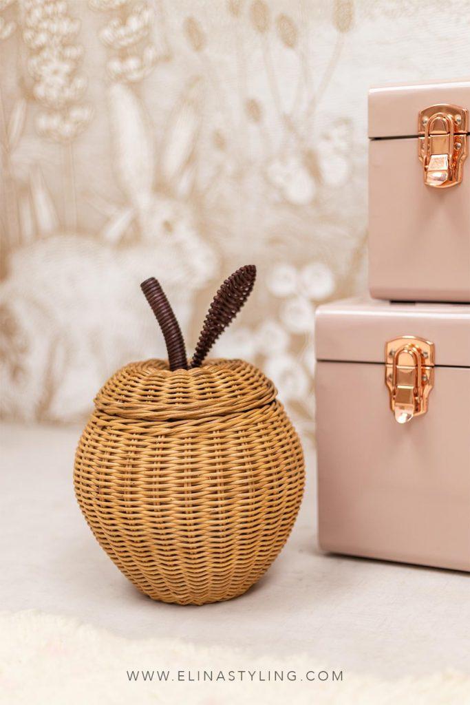 Apple basket Ferm Living